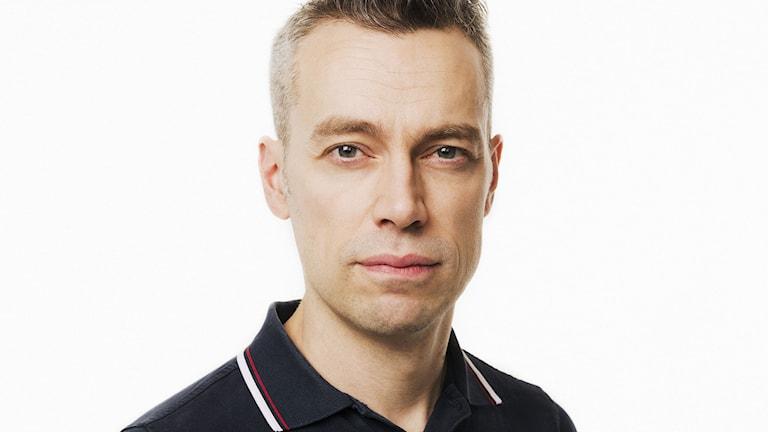 Sveriges Radios kulturchef Mattias Hermansson. Foto: Sveriges Radio