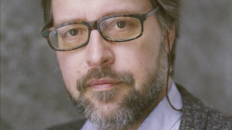 Kulturredaktionens Mikael Timm. Foto: Anders Roth/Sveriges Radio