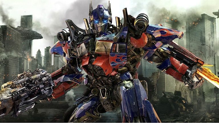 Transformers 4. Foto: AP Photo/Paramount Pictures/TT