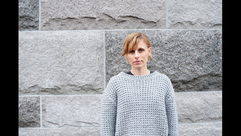 Marit Sahlström foto: Helene Ringberg
