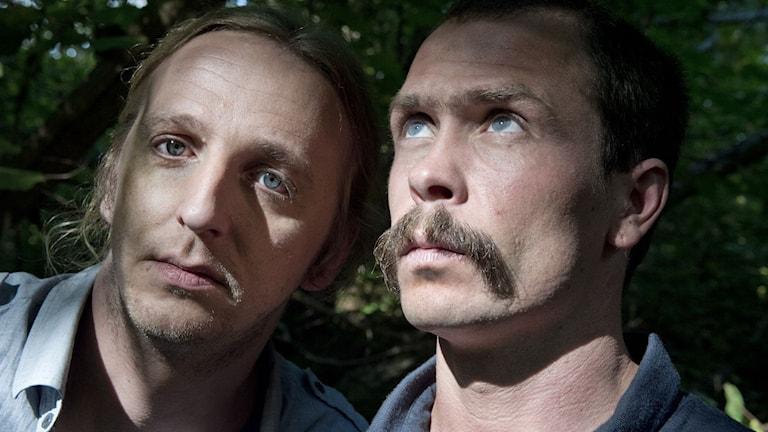 """Filmen """"Diktaturens fångar"""" följer journalisterna Martin Schibbye och Johan Persson. Foto: Lars Pehrson / SvD / SCANPIX /TT"""