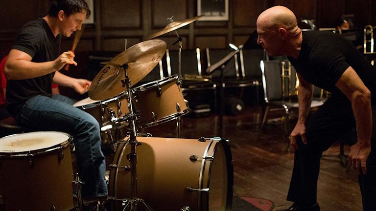 "Ur filmen ""Whiplash"". Foto: AP Photo/Sony Pictures Classics, Daniel McFadden) / TT"