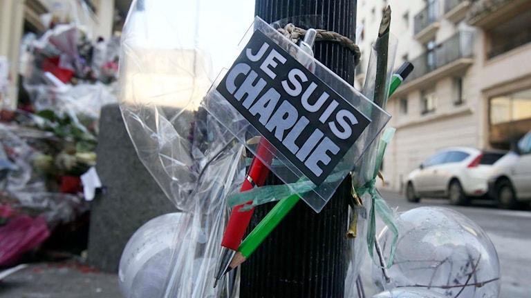 Paris efter terrordådet. Foto: AP Photo/Remy de la Mauviniere