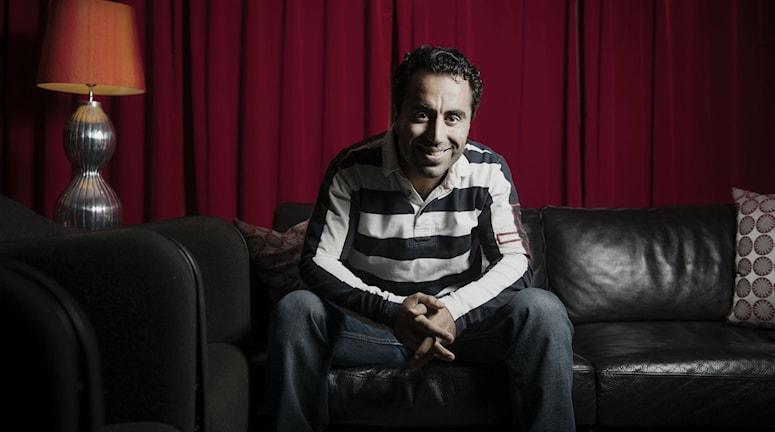 SNL har varit en stor inspiration för komikern Özz Nûjen. Foto: Scanpix