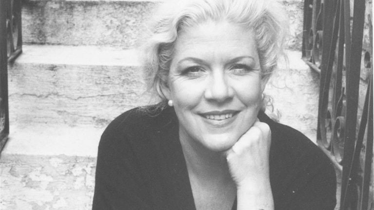 Författaren Jennifer Clement Foto: Barbara Sibley