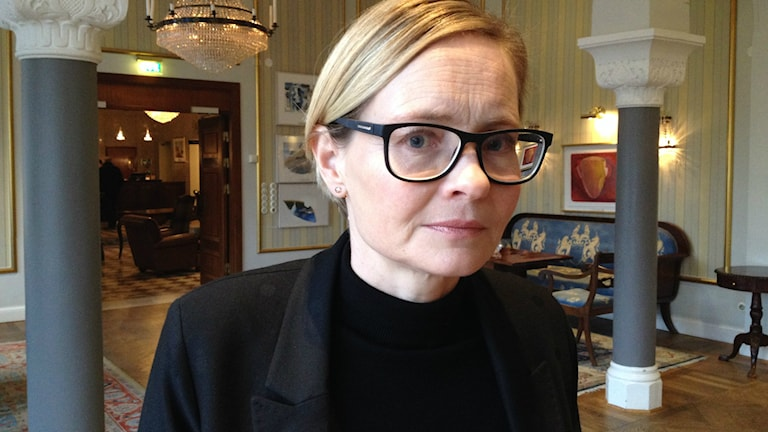 Gitte Wille, Region Skånes kulturchef. Foto: David Richter