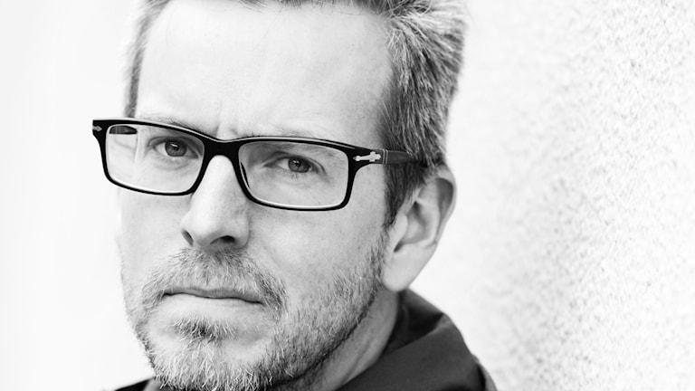 Författaren Mattias Hagberg. Foto: Carina Gran