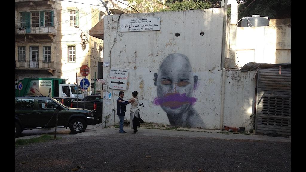 """""""Shooting in Beirut"""". Foto: Ali Beidoun"""