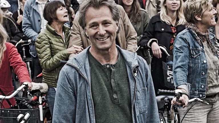 Dokumentärfilmaren Fredrik Gertten. Foto: Michel Thomas