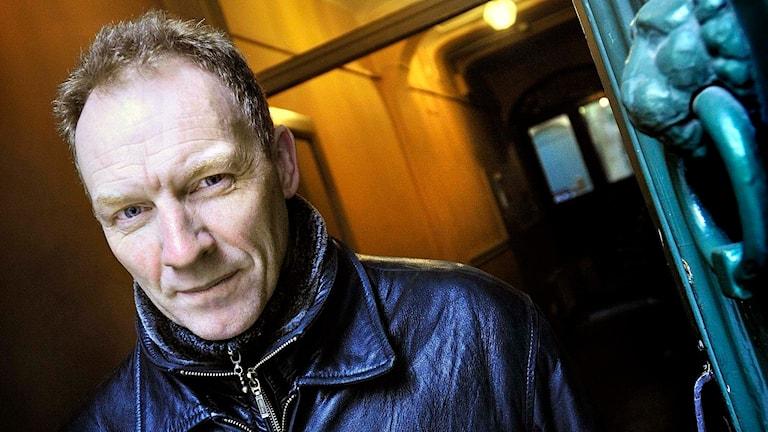 Författaren Jón Kalman Stefansson. Foto: Dan Hansson / TT