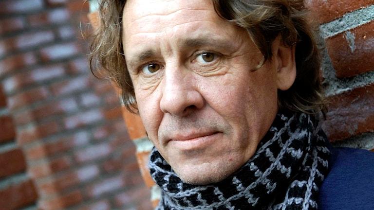 Peter Kihlgård, författare. Foto: Dan Hansson / SvD / TT