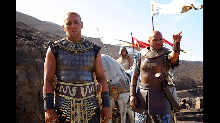 """""""Exodus: gods and kings"""" var mest förolämpande mot HBTQ-personer under 2014 enligt GLAAD."""