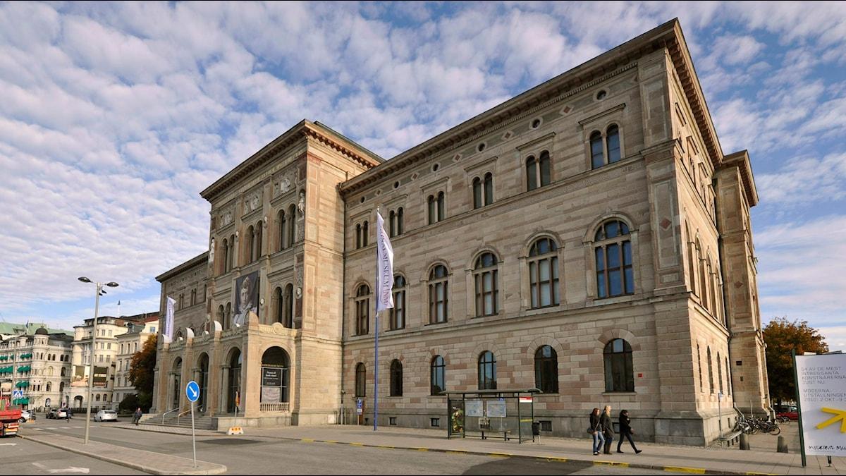 Nationalmuseum i Stockholm. Foto: Bertil Ericson / TT