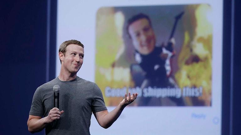 Facebooks Mark Zuckerberg. Foto:AP Photo/Eric Risberg
