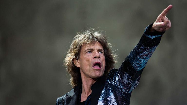 Mick Jagger. Foto: AP Photo/Markus Schreiber