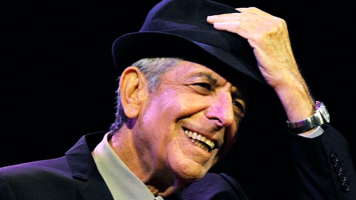 Leonard Cohen. Foto: AP Photo/Chris Pizzello