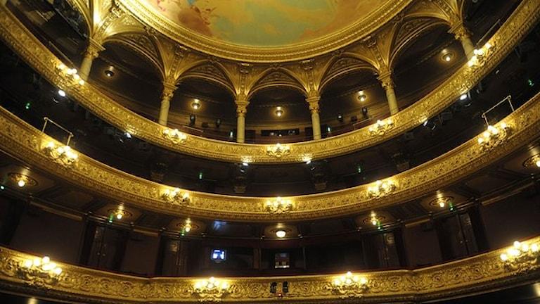 Kungliga operan. Foto: Leif R Jansson /Scanpix.