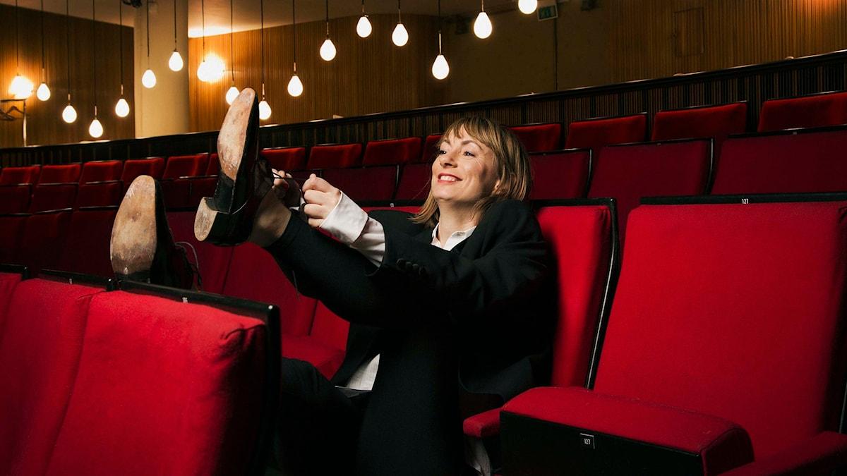 Lisa Bergström. Foto: SR