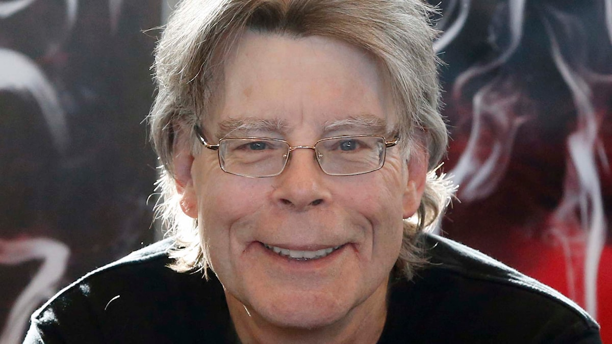 Stephen King. Foto: AP Photo/Francois Mori