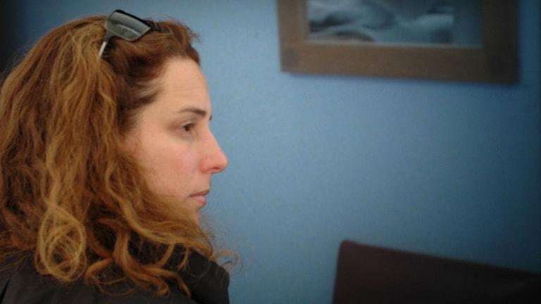 Tania Bruguera. Foto: Nashashibi Skaer