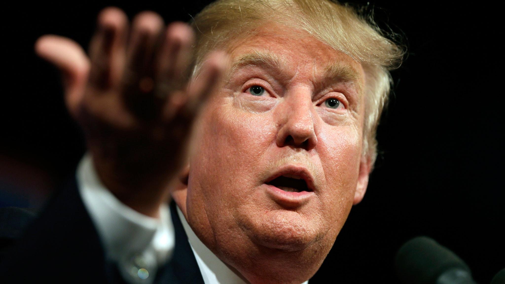 Donald Trump. Foto: AP Photo/Charlie Neibergall
