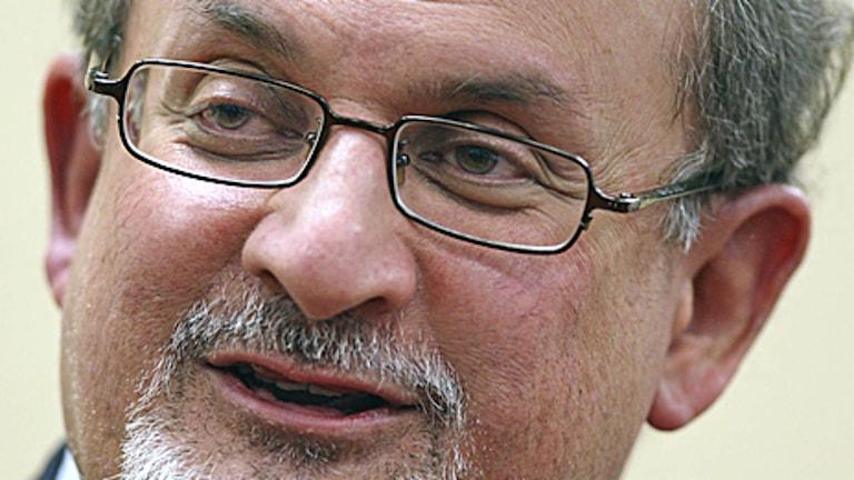 Författaren Salman Rusdie. Foto: AP