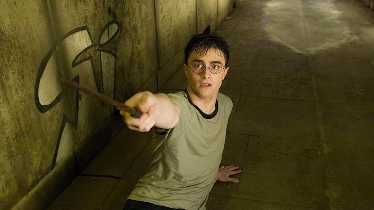 Harry Potter. Foto: AP/TT