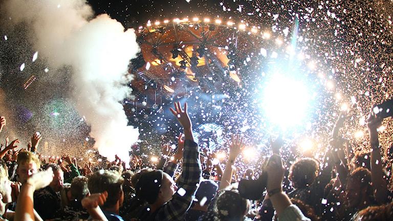 Roskildefestivalen. Foto: Vegard S.Kristiansen/Pressbild