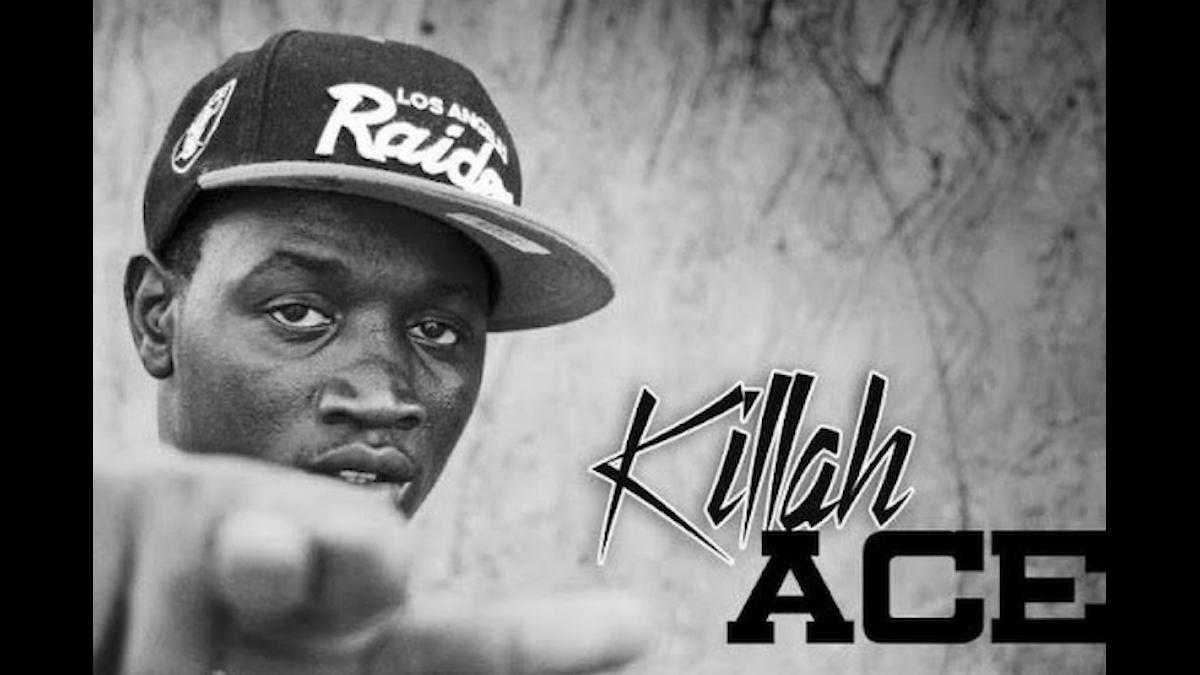 Killah Ace tvingas fly efter att ha kritiserat regimen. Foto: Youtube