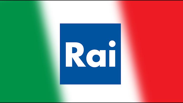 Italianska public service TV:n Rai