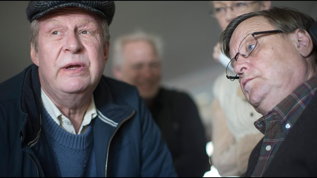 Rolf Lassgård i filmen En man som heter Ove. Foto: Björn Larsson Rosvall/TT.