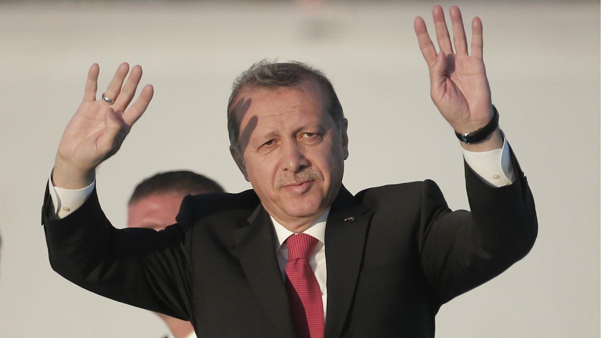 Turkiets president.