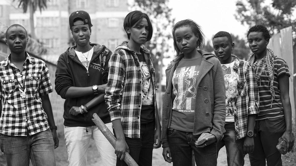Kenyas första HBTQ-film ska visas i Sverige. Foto: pressbild.