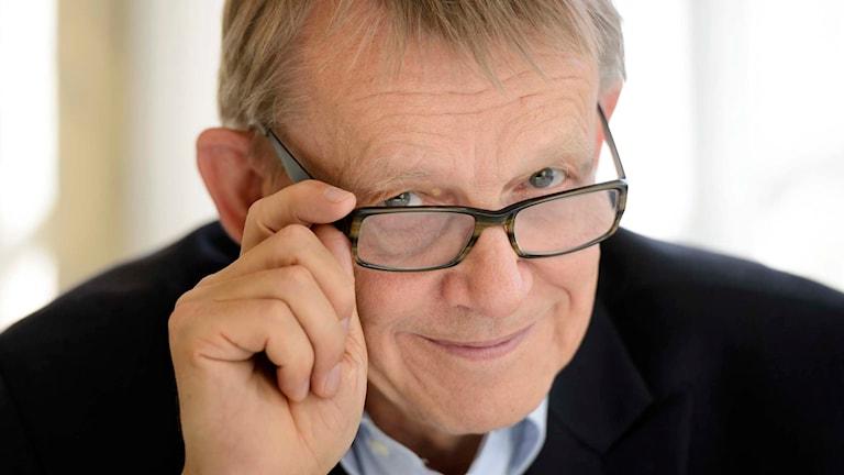 Hans Rosling. Foto: Henrik Montgomery / TT