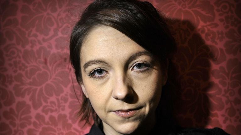 Malin Axelsson, dramatiker. Foto: Dan Hansson