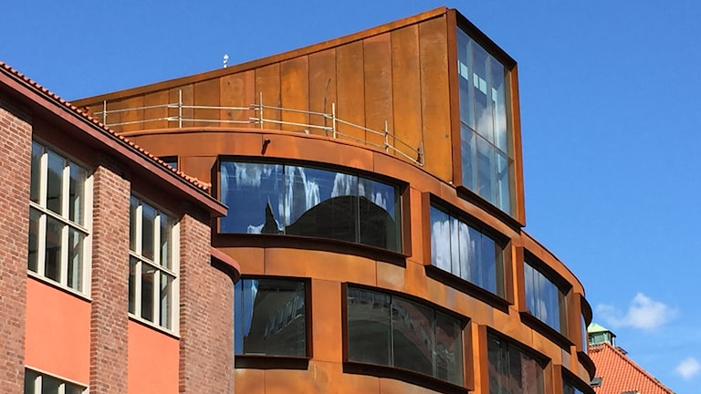 Nya Arkitekturskolan, KTH Stockholm. Foto: Akademiska hus.