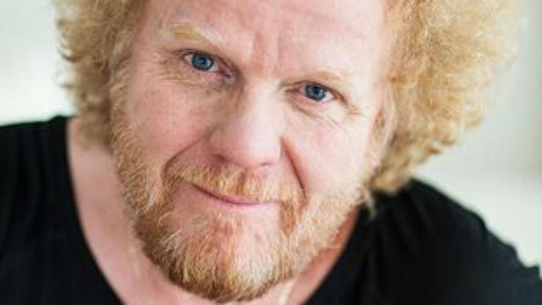 Staffan Götestam debuterar som barnboksförfattare. Foto:Kari Kohvakka