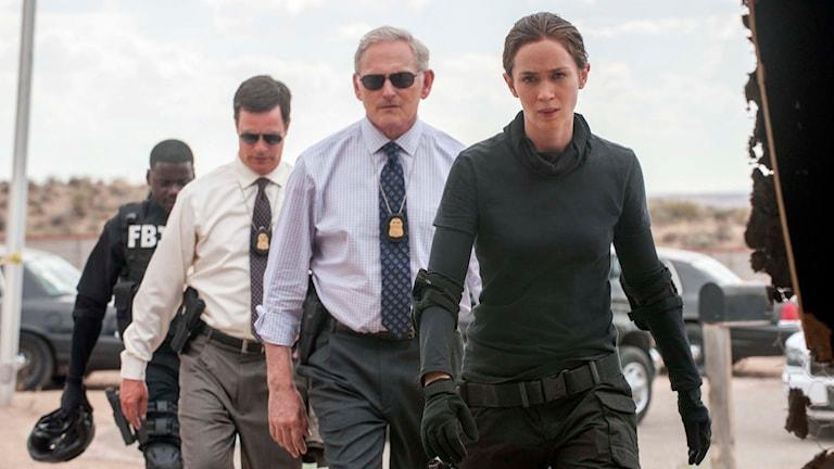 "Kamp mot knarket i ""Sicario"". Foto: Richard Foreman, Jr. SMPSP/Lionsgate via AP"