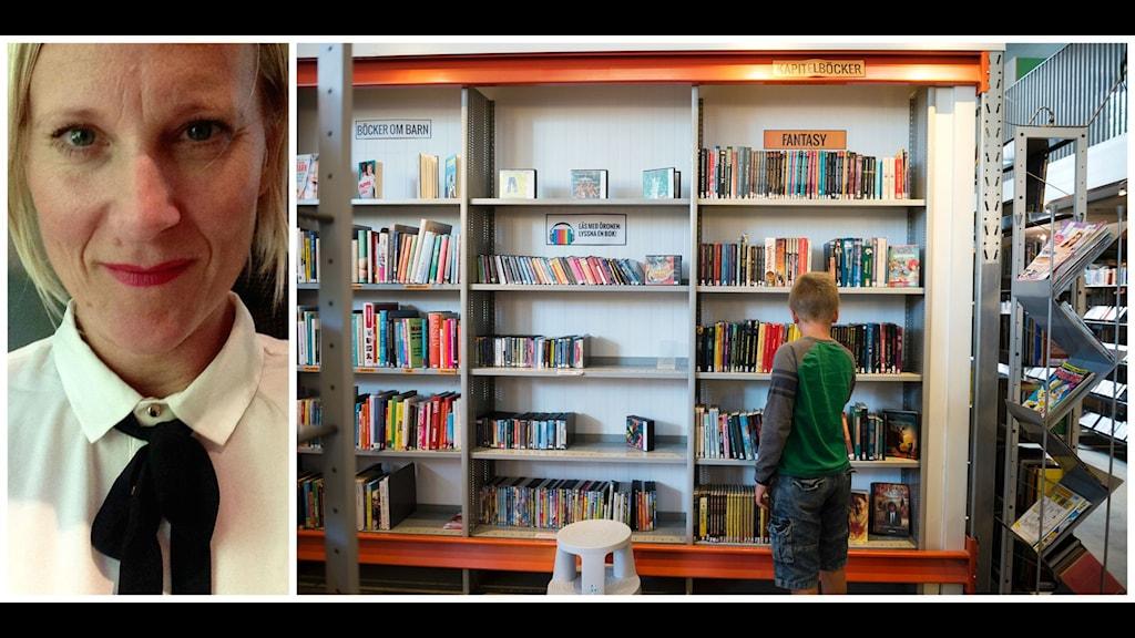 Kulturnytts Emma Engström kommenterar Kulturnytts biblioteksenkät.