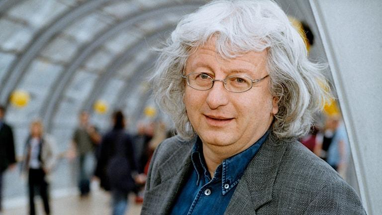 Péter Esterházy. Foto: Dan Wesker/Weyler förlag.