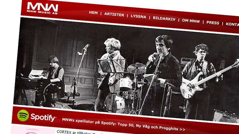 Skärmdump från mnwmusic.com