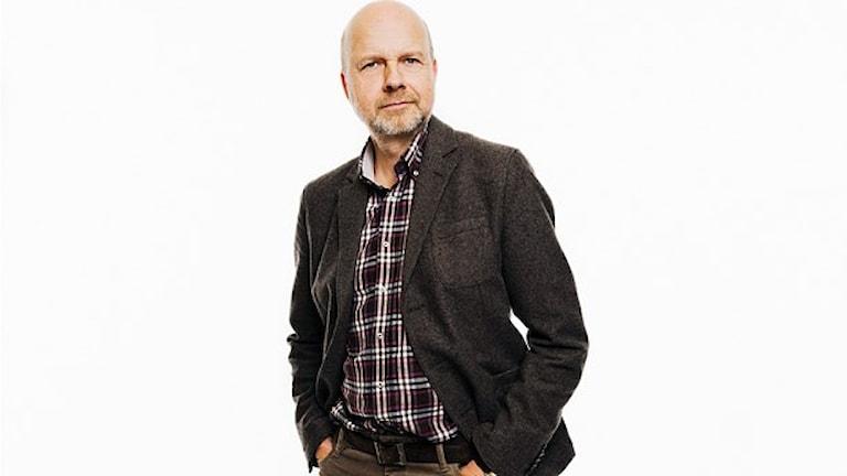 Gunnar Bolin. Foto: Mattias Ahlm/Sveriges Radio.