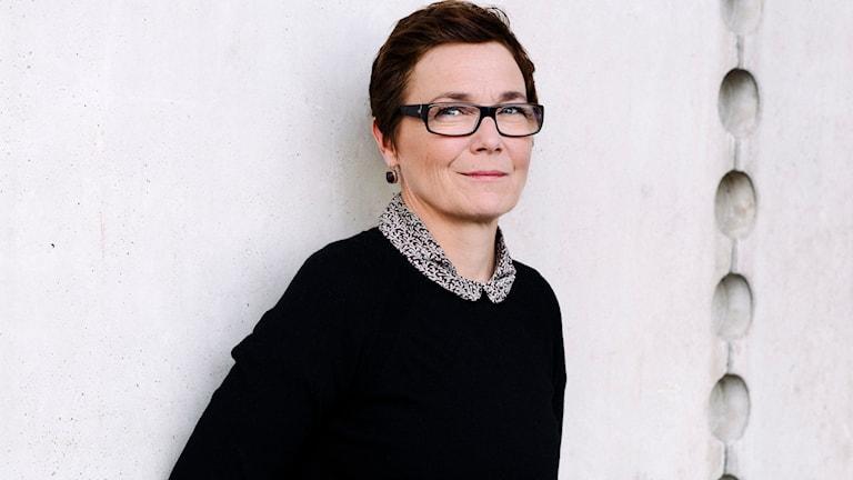 Anne-Marie Körling ny läsambassadör. Foto: Stefan Tell/Kulturrådet.