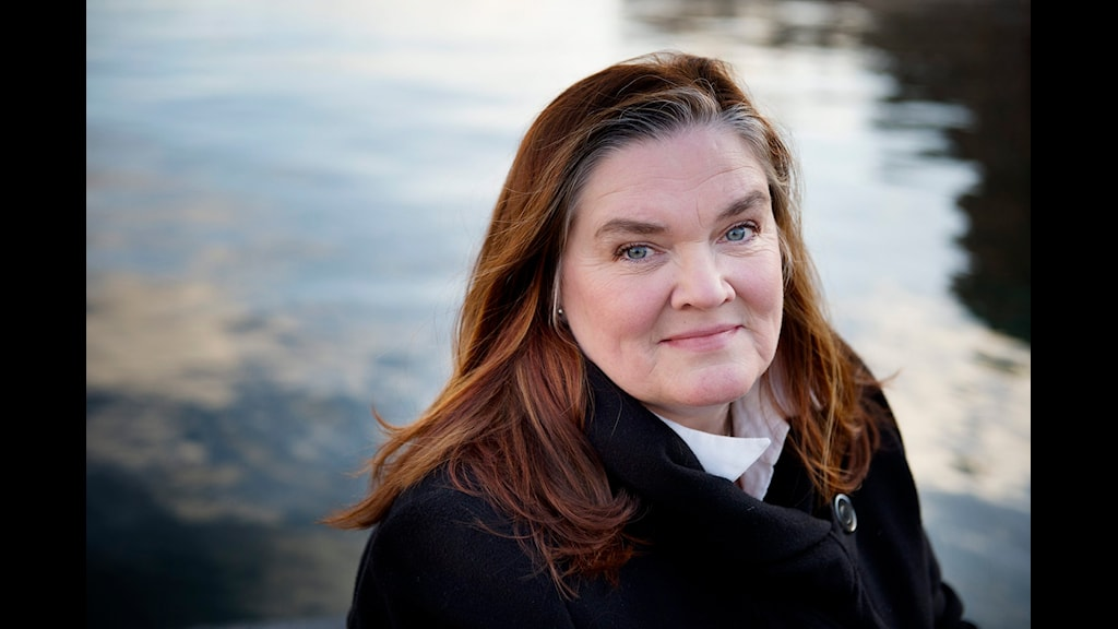 Historiken och vetenskapsjournalisten Maja Hagerman. Foto: Jessica Gow/TT.