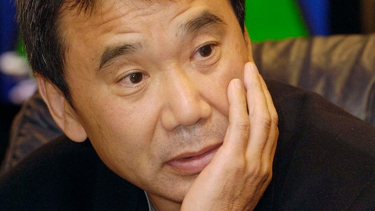 Haruki Murakami. Foto: AP Photo/CTK, Stan Peska