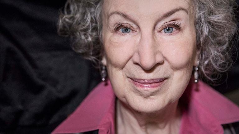 Margaret Atwood, kanadensisk författare Foto Emma-Sofia Olsson / SvD / TT