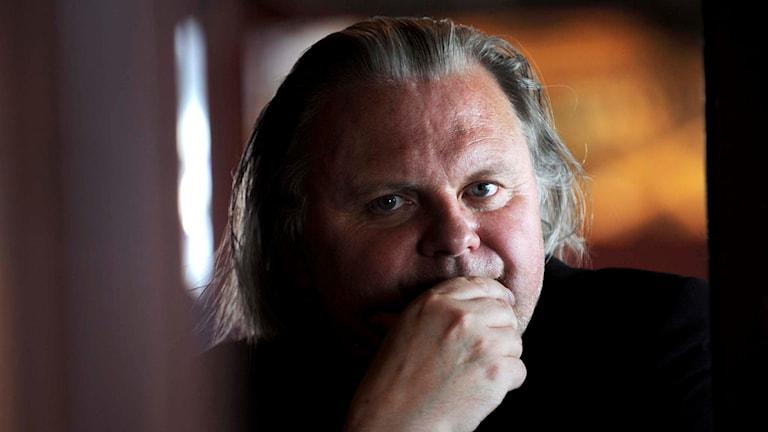 Jon Fosse. Foto: Marit Hommedal / SCANPIX NORGE / SCANPIX