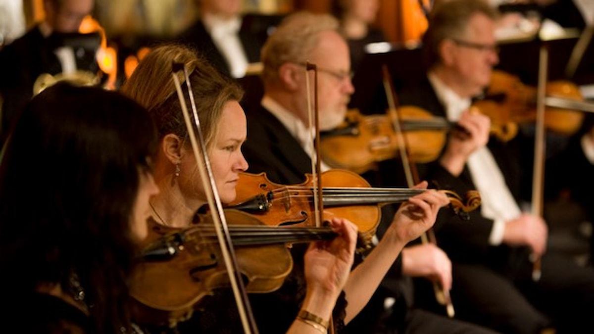 Sinfoniettan. Foto: Pressbild.