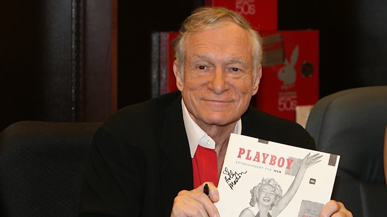 Inga fler nakenbilder i Playboy. Foto: Ian West / AP / TT