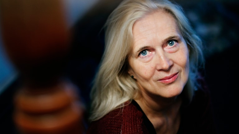 Katarina Frostenson. Foto: Nicklas Thegerström/pressbild
